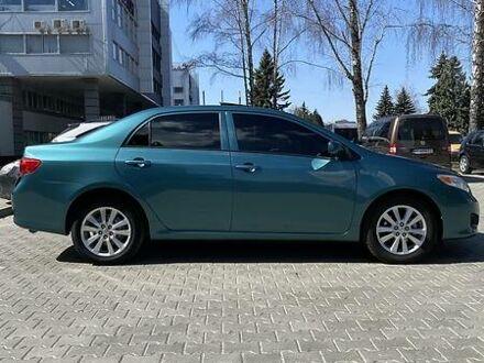 Зеленый Тойота Королла, объемом двигателя 1.8 л и пробегом 244 тыс. км за 8500 $, фото 1 на Automoto.ua