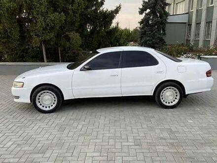 Білий Тойота Креста, об'ємом двигуна 2 л та пробігом 464 тис. км за 3900 $, фото 1 на Automoto.ua