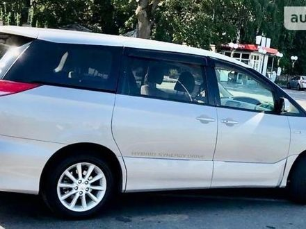 Серый Тойота Эстима, объемом двигателя 2.4 л и пробегом 110 тыс. км за 16300 $, фото 1 на Automoto.ua