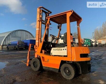 Оранжевый Тойота ФГ, объемом двигателя 1.5 л и пробегом 1 тыс. км за 5300 $, фото 1 на Automoto.ua