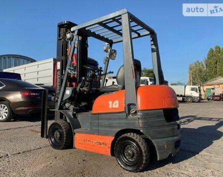 Оранжевый Тойота ФГ, объемом двигателя 1.5 л и пробегом 7 тыс. км за 7200 $, фото 1 на Automoto.ua
