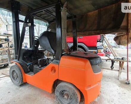 Тойота ФГФ, объемом двигателя 0 л и пробегом 23 тыс. км за 10000 $, фото 1 на Automoto.ua