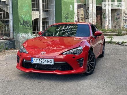 Красный Тойота ГТ 86, объемом двигателя 2 л и пробегом 50 тыс. км за 17000 $, фото 1 на Automoto.ua