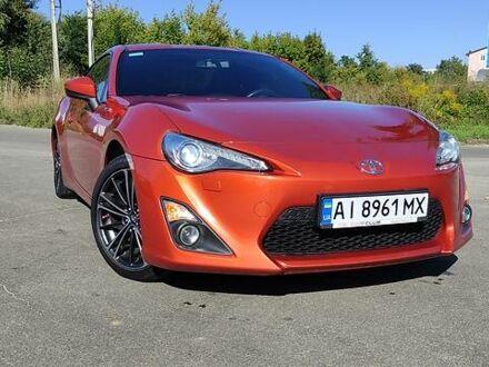 Оранжевый Тойота ГТ 86, объемом двигателя 2 л и пробегом 85 тыс. км за 15000 $, фото 1 на Automoto.ua