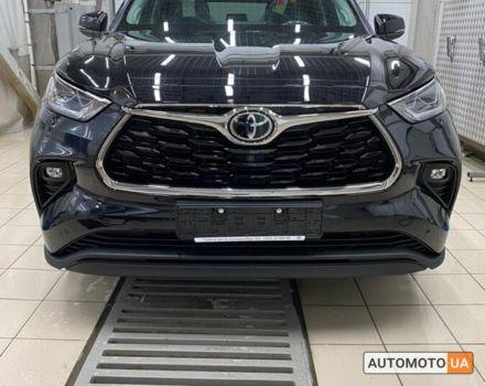 купити нове авто Тойота Хайлендер 2020 року від офіційного дилера Преміум Моторс Тойота фото