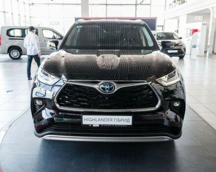 купити нове авто Тойота Хайлендер 2021 року від офіційного дилера Тойота Центр Харків Автоарт Тойота фото
