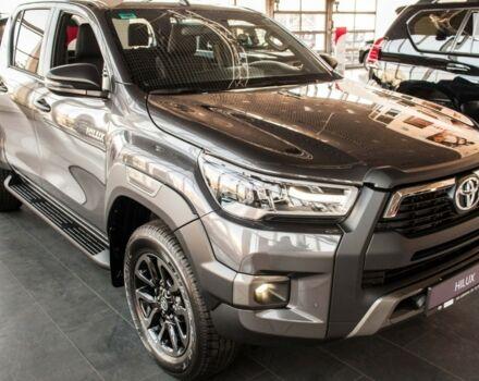 Тойота Хайлюкс, объемом двигателя 2.76 л и пробегом 0 тыс. км за 47097 $, фото 1 на Automoto.ua