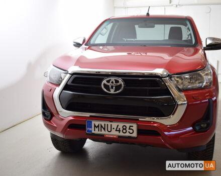 Тойота Хайлюкс, объемом двигателя 2.4 л и пробегом 0 тыс. км за 40683 $, фото 1 на Automoto.ua