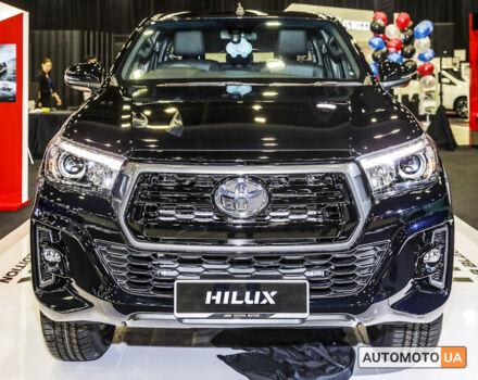 Тойота Хайлюкс, объемом двигателя 2.4 л и пробегом 0 тыс. км за 33729 $, фото 1 на Automoto.ua