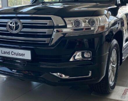 купить новое авто Тойота Ленд Крузер 200 2020 года от официального дилера Тойота на Столичному Тойота фото