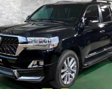 купить новое авто Тойота Ленд Крузер 200 2020 года от официального дилера MARUTA.CARS Тойота фото