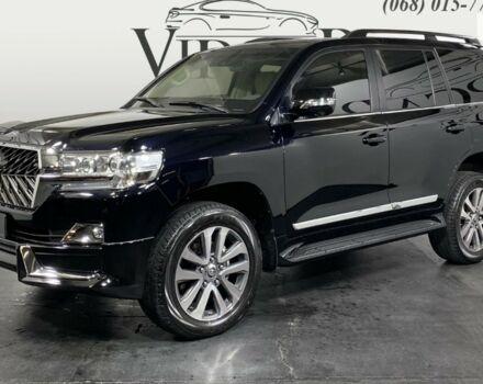 купить новое авто Тойота Ленд Крузер 200 2020 года от официального дилера VIPCAR Тойота фото