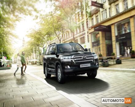 Тойота Ленд Крузер 200, объемом двигателя 4.5 л и пробегом 0 тыс. км за 85735 $, фото 1 на Automoto.ua