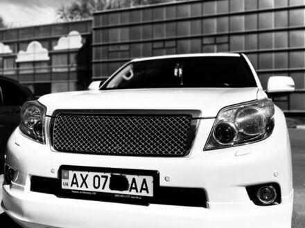 Білий Тойота Ленд Крузер Прадо 150, об'ємом двигуна 3 л та пробігом 105 тис. км за 30000 $, фото 1 на Automoto.ua