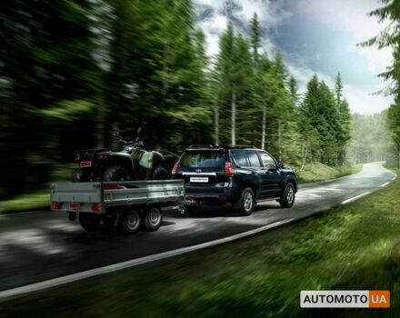 Тойота Ленд Крузер Прадо 150, об'ємом двигуна 2.8 л та пробігом 0 тис. км за 68112 $, фото 1 на Automoto.ua