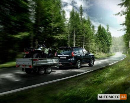 Тойота Ленд Крузер Прадо, объемом двигателя 2.7 л и пробегом 0 тыс. км за 46481 $, фото 1 на Automoto.ua
