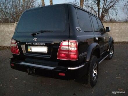 Черный Тойота Ленд Крузер, объемом двигателя 3 л и пробегом 31 тыс. км за 10600 $, фото 1 на Automoto.ua