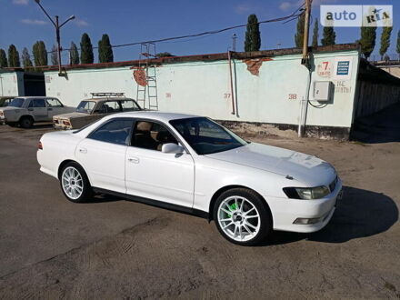 Білий Тойота Марк 2, об'ємом двигуна 2.5 л та пробігом 470 тис. км за 6300 $, фото 1 на Automoto.ua