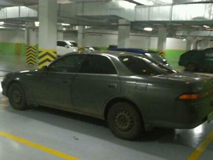 Зелений Тойота Марк 2, об'ємом двигуна 2 л та пробігом 310 тис. км за 4500 $, фото 1 на Automoto.ua