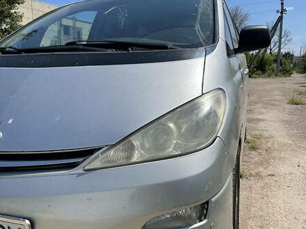 Серый Тойота Превиа, объемом двигателя 2 л и пробегом 280 тыс. км за 6900 $, фото 1 на Automoto.ua