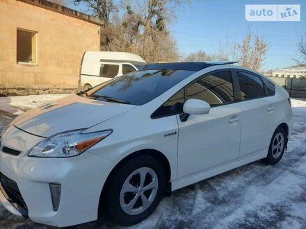Білий Тойота Пріус, об'ємом двигуна 1.8 л та пробігом 109 тис. км за 12200 $, фото 1 на Automoto.ua