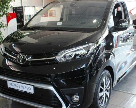 купити нове авто Тойота Proace Verso 2021 року від офіційного дилера Тойота Центр «Алмаз Мотор» Тойота фото