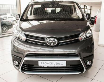 купить новое авто Тойота Proace Verso 2021 года от официального дилера Тойота Центр Харків Автоарт Тойота фото