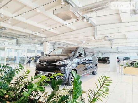 Чорний Тойота Proace, об'ємом двигуна 2 л та пробігом 99 тис. км за 36500 $, фото 1 на Automoto.ua