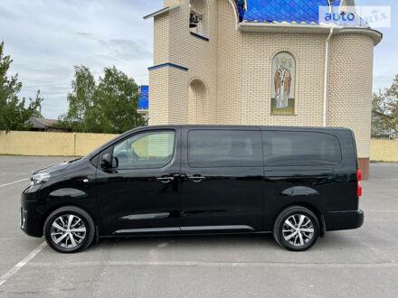 Чорний Тойота Proace, об'ємом двигуна 2 л та пробігом 12 тис. км за 34400 $, фото 1 на Automoto.ua