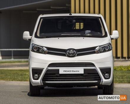 Тойота Proace, объемом двигателя 2 л и пробегом 0 тыс. км за 30512 $, фото 1 на Automoto.ua
