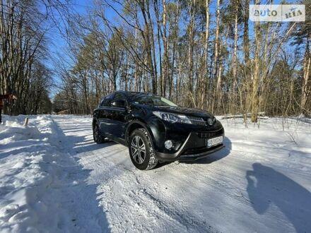 Черный Тойота РАВ 4, объемом двигателя 2.2 л и пробегом 103 тыс. км за 23300 $, фото 1 на Automoto.ua