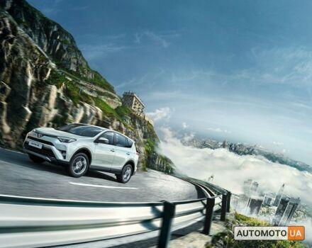 Тойота РАВ 4, об'ємом двигуна 2 л та пробігом 0 тис. км за 35315 $, фото 1 на Automoto.ua
