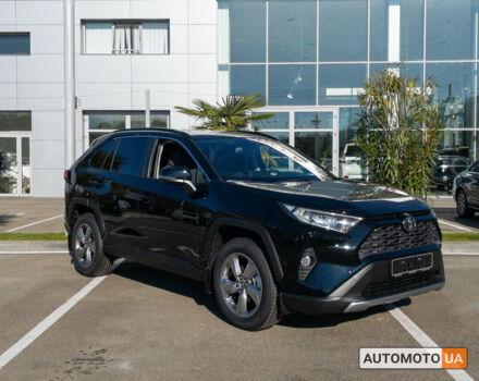 купити нове авто Тойота РАВ 4 2020 року від офіційного дилера Преміум Моторс Тойота фото