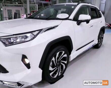 купить новое авто Тойота РАВ 4 2020 года от официального дилера Тойота Центр Кременчуг Про Лайн Тойота фото