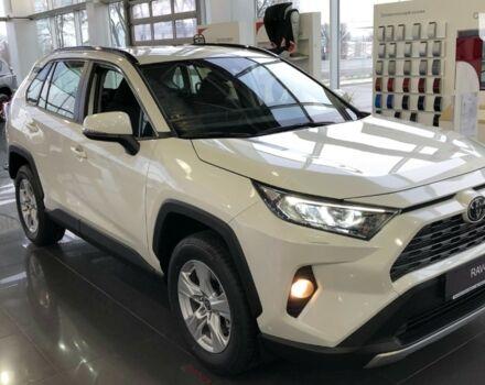 купить новое авто Тойота РАВ 4 2020 года от официального дилера Автосаміт Біла Церква Тойота фото