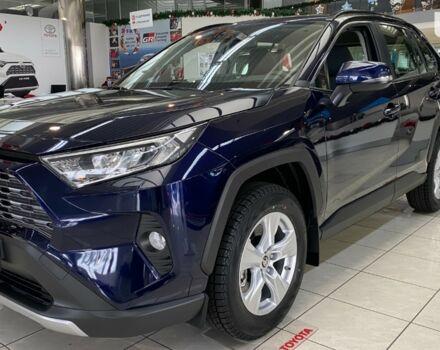 купить новое авто Тойота РАВ 4 2021 года от официального дилера Тойота на Столичному Тойота фото