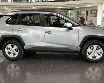 купить новое авто Тойота РАВ 4 2021 года от официального дилера Автосаміт Біла Церква Тойота фото
