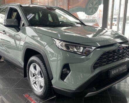 купити нове авто Тойота РАВ 4 2021 року від офіційного дилера Тойота на Столичному Тойота фото