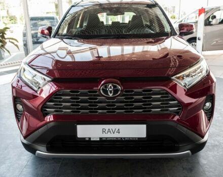 купити нове авто Тойота РАВ 4 2021 року від офіційного дилера Тойота Центр Харків Автоарт Тойота фото