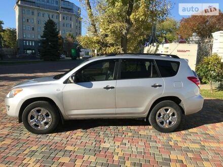 Серый Тойота РАВ 4, объемом двигателя 2.5 л и пробегом 205 тыс. км за 13490 $, фото 1 на Automoto.ua