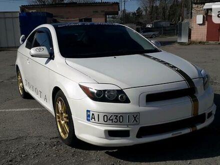 Белый Тойота Сцион, объемом двигателя 2.4 л и пробегом 130 тыс. км за 9500 $, фото 1 на Automoto.ua
