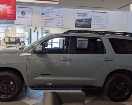 купить новое авто Тойота Секвойя 2021 года от официального дилера MARUTA.CARS Тойота фото