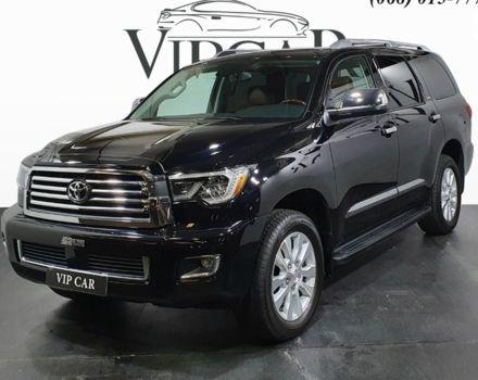 купить новое авто Тойота Секвойя 2021 года от официального дилера VIPCAR Тойота фото