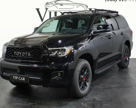 купити нове авто Тойота Секвойя 2021 року від офіційного дилера VIPCAR Тойота фото