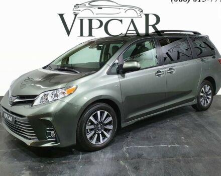купить новое авто Тойота Сиенна 2020 года от официального дилера VIPCAR Тойота фото