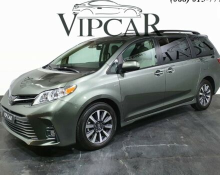 купити нове авто Тойота Сієнна 2021 року від офіційного дилера VIPCAR Тойота фото