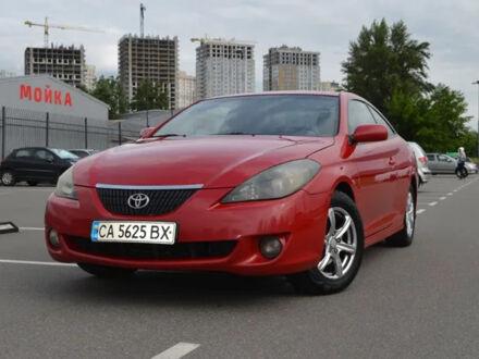 Червоний Тойота Солара, об'ємом двигуна 2.4 л та пробігом 270 тис. км за 5700 $, фото 1 на Automoto.ua