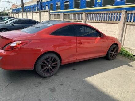 Червоний Тойота Солара, об'ємом двигуна 3.3 л та пробігом 350 тис. км за 6500 $, фото 1 на Automoto.ua