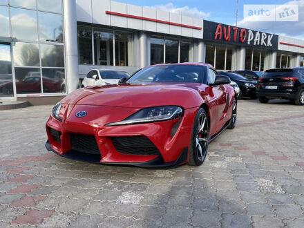 Красный Тойота Супра, объемом двигателя 3 л и пробегом 6 тыс. км за 62000 $, фото 1 на Automoto.ua