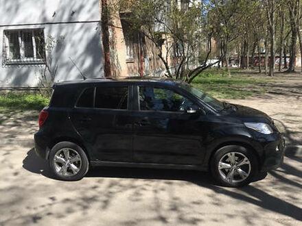 Черный Тойота Урбан Крузер, объемом двигателя 1.4 л и пробегом 130 тыс. км за 9700 $, фото 1 на Automoto.ua